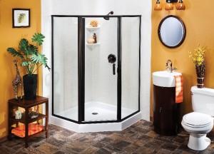 Shower Remodel Eau Claire WI