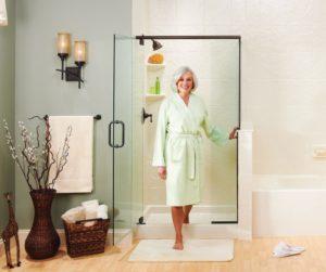 Tub to Shower Conversion La Crosse WI