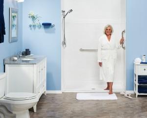 Bath Remodeling La Crosse Shower Panels The Board Store - Bathroom remodel la crosse wi