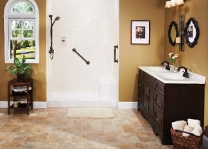 Bathroom Remodeling Attic Insulation Gutters Monroe